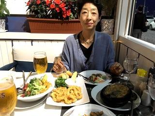 海辺のレストランて_夕食.jpg